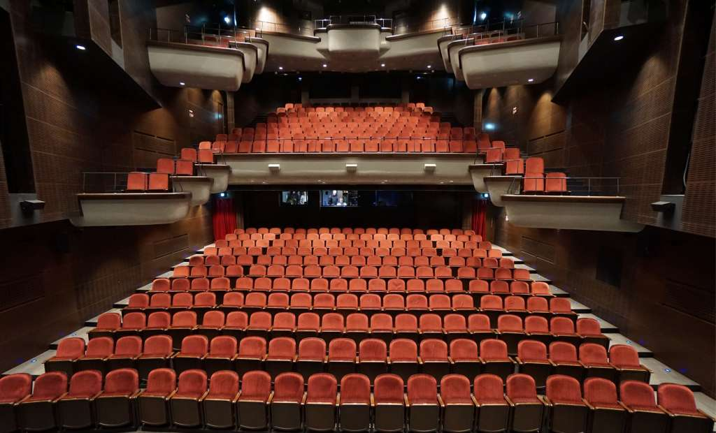 Teatro kedes theatre chairs