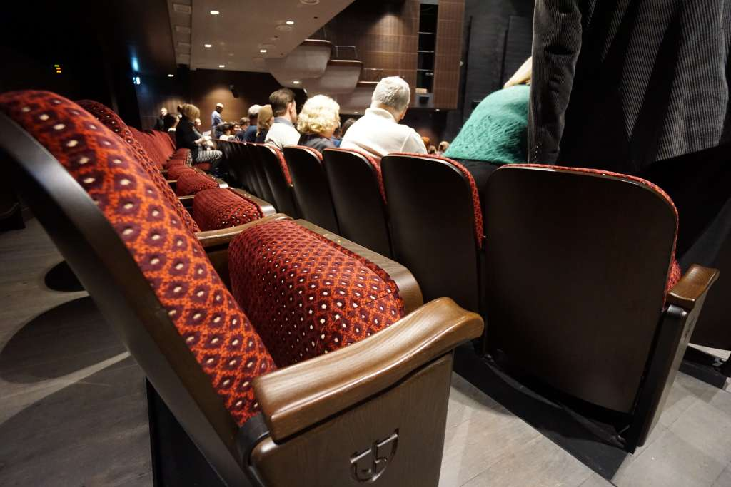 Teatro kedes theatre chairs