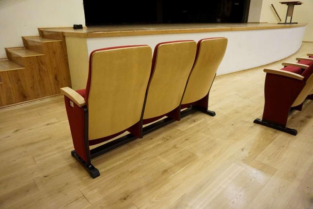 Theatre chairs teatro kedes